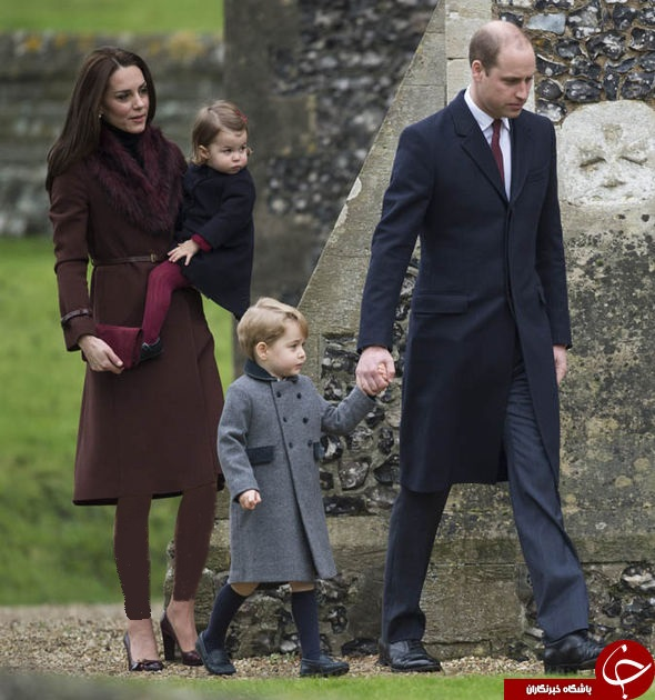 پس از مرگ ملکه چه کسی پادشاه انگلیس میشود؟ +تصاویر