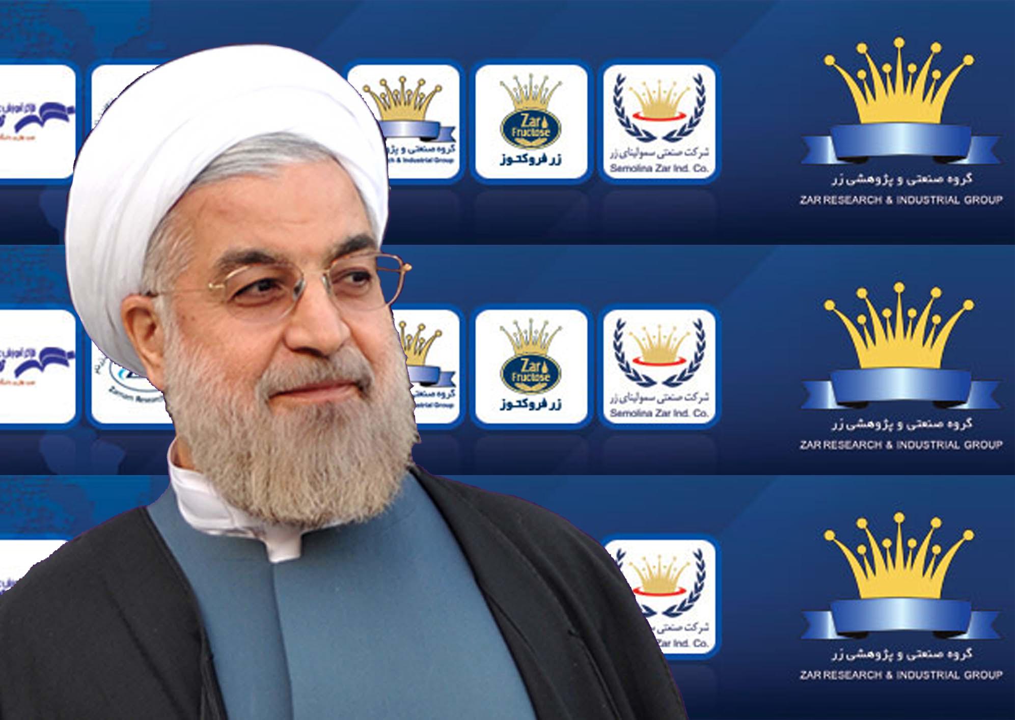 سفر غیر منتظره روحانی به البرز با طعم ماکارانی و پفک/ اقتصادی که با چرخ انتخابات می چرخد