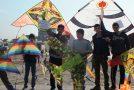 جشنواره «بادبادکهای مبارزه با اعتیاد» برگزار شد / نماد اقتدار مبارزه با مواد مخدر در سهرابیه رو نمایی شد