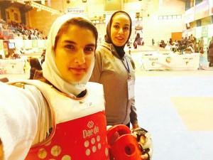 حجاب تفاوت ارزشمند ورزشکاران ایرانی است/ رضایت من در خوشحالی مردم است