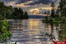 تصاویری از بزرگترین رودخانه جهان