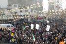 تصاویر/ حماسه حضور مردم کمالشهر در راهپیمایی ۲۲ بهمن۹۵