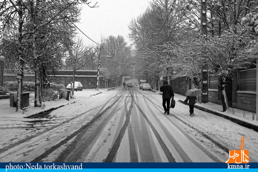 تصاویر/ مهرشهر به وقت زمستان