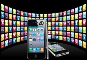 پرکاربردترین برنامه های گوشی های آیفون و آی پد در سراسر دنیا