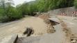 هشدار آب منطقه ای البرز؛ کناررودخانه ها و آبراهه ها توقف نکنید!