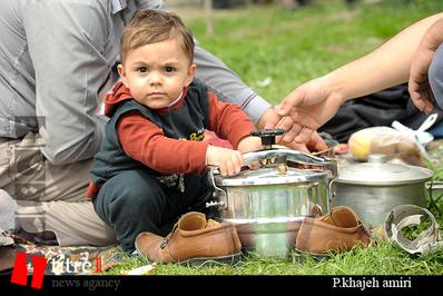 روز طبیعت در مهرشهر + تصاویر