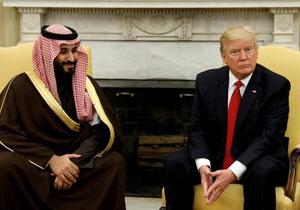 هزینه استقبال سعودیها از ترامپ چقدر است؟ +عکس