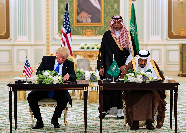 آمریکا دلارهای عربستان را دوشید،تسلیحات موشکی ایران لاغر می شود؟!