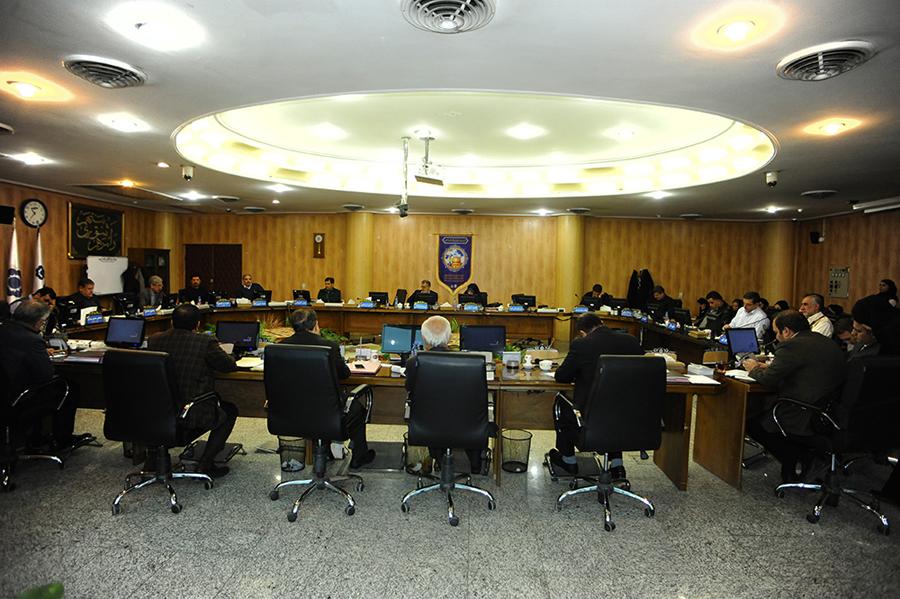 دویست و نود و یکمین جلسه شورای شهر کرج برگزار شد