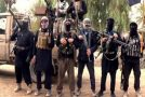 زندان مخفی داعش در استادیوم مشهور رقه + فیلم