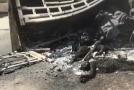 فیلمی از اجساد سوخته داعش در تلعفر