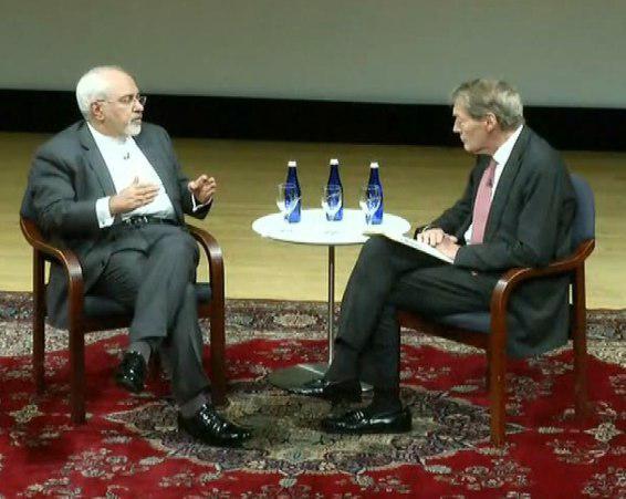 ظریف: تهران هیچ توافق بین المللی را نقض نکرده است/ برای دفاع از جمعیت ۸۰ میلیونی خود نیازمند موشک هستیم
