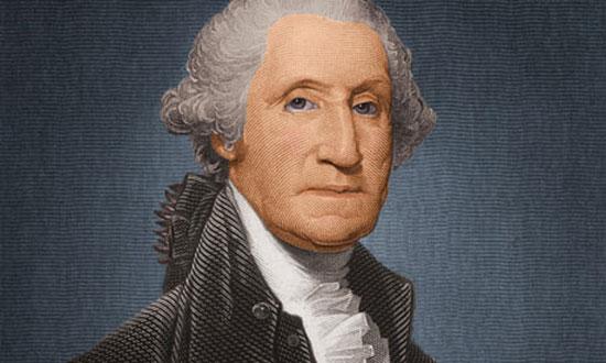 درباره جرج واشنگتن بیشتر بدانید