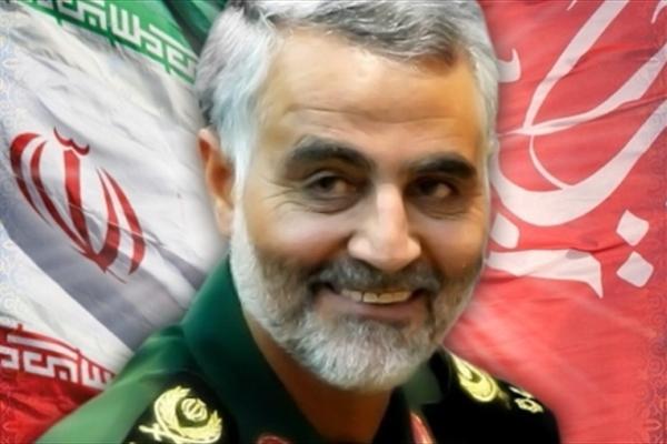 تصاویر منتشر شده از سردار سلیمانی در دیرالزور سوریه