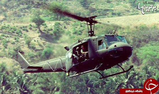 شگفت انگیزترین هلی کوپترهای ارتش ایالات متحده +تصاویر